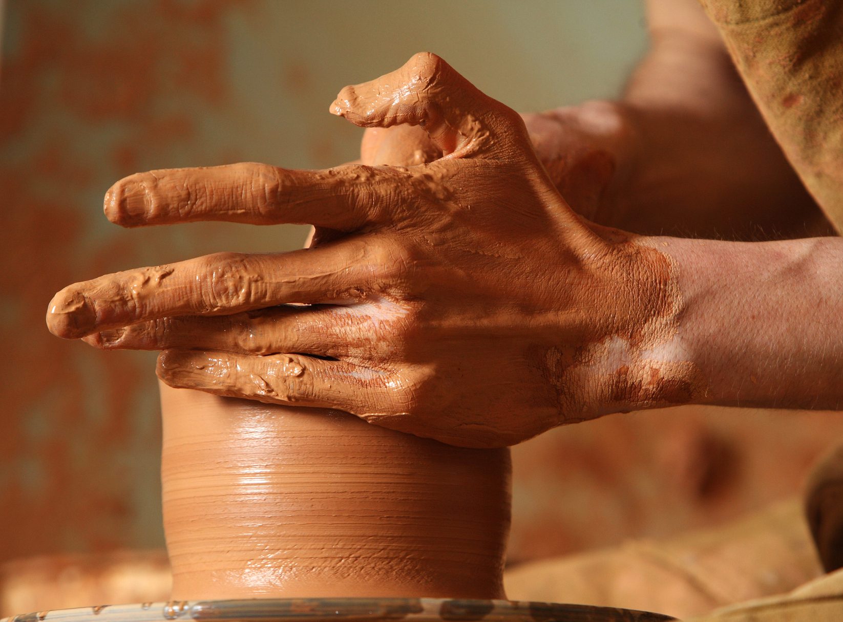 pottery, beauty, and redemptive hope